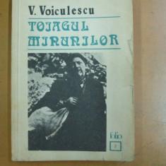 Vasile Voiculescu Toiagul minunilor Bucuresti 1991 - Carte Antologie