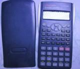 lot de 3 calculator vechi anii 70 functionale stiintific de colectie sharp etc