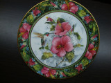 FARFURIE DECORATIVA PORTELAN ENGLEZESC FRANKLIN MINT ROYAL DOULTON