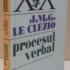 PROCESUL VERBAL, 1979 - Carte in alte limbi straine