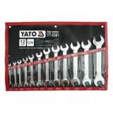 Set de 12 chei fixe Yato YT-0381, 6-32 mm