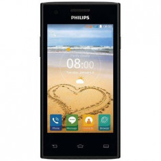 Telefon Mobil Philips S309, Procesor Dual-Core 1GHz, TFT Capacitive touchscreen 4