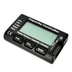 Dispozitiv pentru Măsurarea Capacităţii Acumulatorilor
