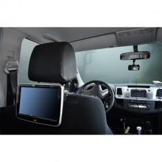 Aproape nou: Monitor auto tetiera PNI MA101 model Mercedes cu Android ecran 10.1 in