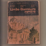 Limba și literatura română - manual pentru clasa a XI-a - Manual scolar Altele, Clasa 11
