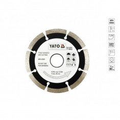 Disc diamantat segmente Yato HS 180 mm YT-6004