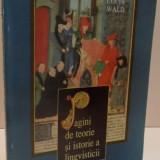 PAGINI DE TEORIE SI ISTORIE A LINGVISTICII, 1998