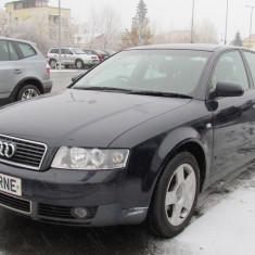 Audi A4, 1.9 TDI, an 2002, Motorina/Diesel, 1 km, 1898 cmc