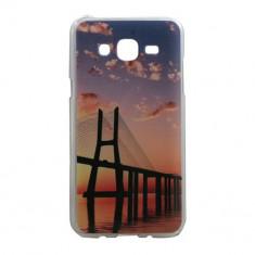 Husa Foto Samsung Galaxy J3/2016 #009 - Husa Telefon Atlas, Plastic