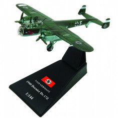 Macheta avion Dornier Do 17Z Battle of Britain - 1940 scara 1:144 - Macheta Aeromodel