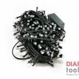INSTALATIE CU LEDURI 320 PCS POM MULTICOLORA - Instalatie electrica Craciun