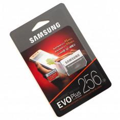 Card memorie Samsung microSDXC EVO Plus 256GB, 128 GB