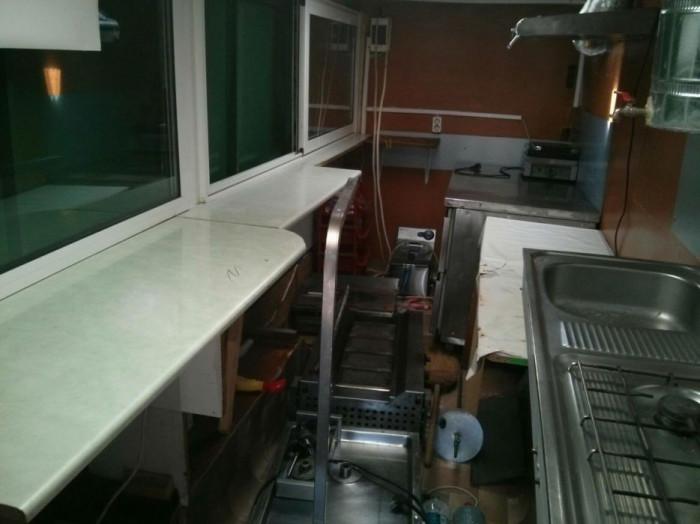 Rulota Fast Food De Inchiriat