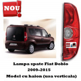 Stop lampa spate dreapta Fiat Doblo cu 1 usa tip haion 2009-2015 | Piese Noi