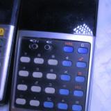 Lot de 3 calculator vechi anii 70 functionale stiintific de colectie sanyo etc - Calculator Birou