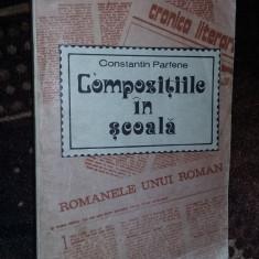 COMPOZITIILE IN SCOALA  Aspecte Metodice - Constantin Parfene, Abecedar, Alte materii