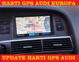 AUDI  DVD NAVIGATIE AUDI Navigatie Audi A4 A5 A6 A Q7 Mmi 2G EUROPA ROMANIA 2017