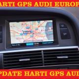 AUDI DVD NAVIGATIE AUDI Navigatie Audi A4 A5 A6 A Q7 Mmi 2G EUROPA ROMANIA 2017 - Software GPS