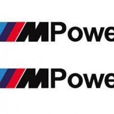 Stickere manere usi BMW M Power