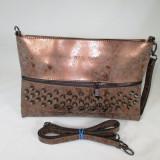 Geanta/plic dama maro bronz Givenchy+CADOU