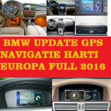 BMW DVD NAVIGATIE HARTI 2017 BMW SERIA 1, 3, 5, 6, X5, X6 Navi ROMANIA 2017 - Software GPS