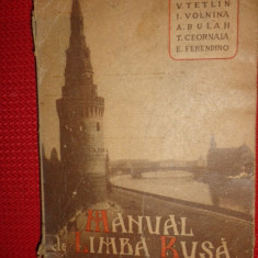 Manual de limba rusa 286pagini