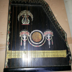 Tzitora, titora, instrument vechi, german