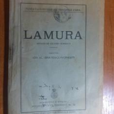 revista lamura februarie 1922-articol despre nicolae iorga de nichifor crainic