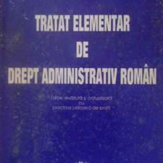 Tratat Elementar De Drept Administrativ Roman - Mircea Preda, 388463 - Carte Drept penal