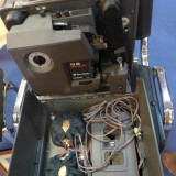 Proiector Vintage 16mm filmsound Bell & Howell TQ III Specialist 1692 Nefolosit - Videoproiector