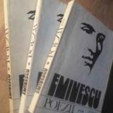 Poezii Vol.1-3 Editie Critica De D. Murarasu - Mihai Eminescu, 388297 - Carte poezie