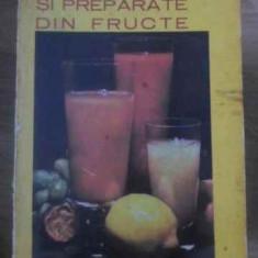 Bauturi Si Preparate Din Fructe - S. Teodorescu M. Hacighianu, 388365 - Carte Retete culinare internationale