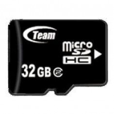 Card Team Micro SD 32 GB Clasa 4 - Card memorie Serioux