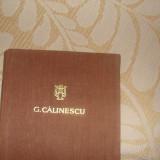 G. Calinescu - Impresii asupra lit. sp. - studii si conferinte - Opere vol. 16