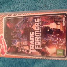 Joc PSP Transformers revenge of the fallen - Jocuri PSP Activision