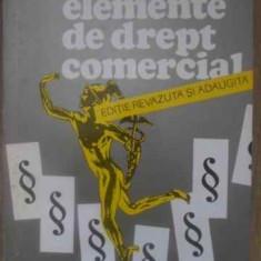 Elemente De Drept Comercial - Vasile Patulea Corneliu Turianu, 388416 - Carte Drept penal