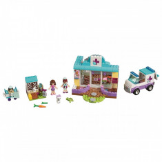 LEGO® Juniors Clinica veterinara a Miei 10728