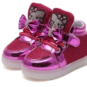 Incaltaminte pentru Copii si Bebelusi H. Kitty.  2 culori.***  NEW !