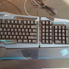 Mad Catz Strike Tournament Edition Negru Mat - Tastatura