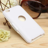 Husa piele alba Ipod Touch 4