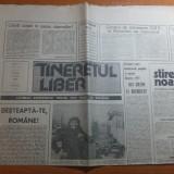 """Ziarul tineretul liber 4 mai 1990-articolul """"desteapta-te romane """""""