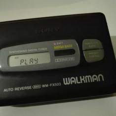 Walkman radio caseta SONY - Casetofon