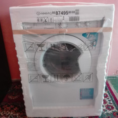 Indesit masina de spalat rufe urgent - Masini de spalat rufe