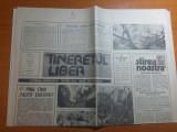 Ziarul tineretul liber 9 mai 1990-podul de flori de la prut