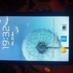 Samsung Galaxy S3 - Telefon mobil Samsung Galaxy S3 Mini, Negru, 8GB, Neblocat