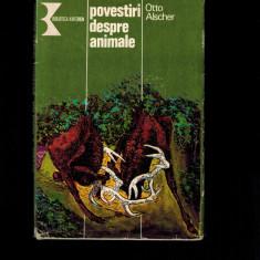 Otto Alscher - Povestiri despre animale