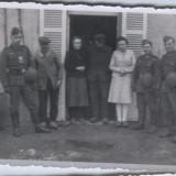 WW2-fotografie militara-poza Germania, format mic 6x9cm..02 - Fotografie veche