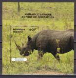 Togo  2014  fauna     MNH  w40, Nestampilat