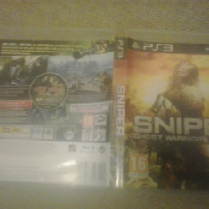 Sniper Ghost Warrior - Joc PS3 - Jocuri PS3, Shooting, 16+, Single player