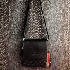 Geanta de umar/borseta Gucci Made in Italy model IANUARIE 2017 stoc LIMITAT! - Borseta Barbati